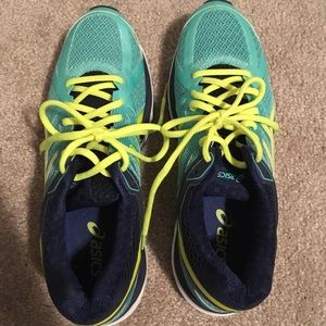 ASICS women's running shoe